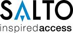 Logo SALTO white150