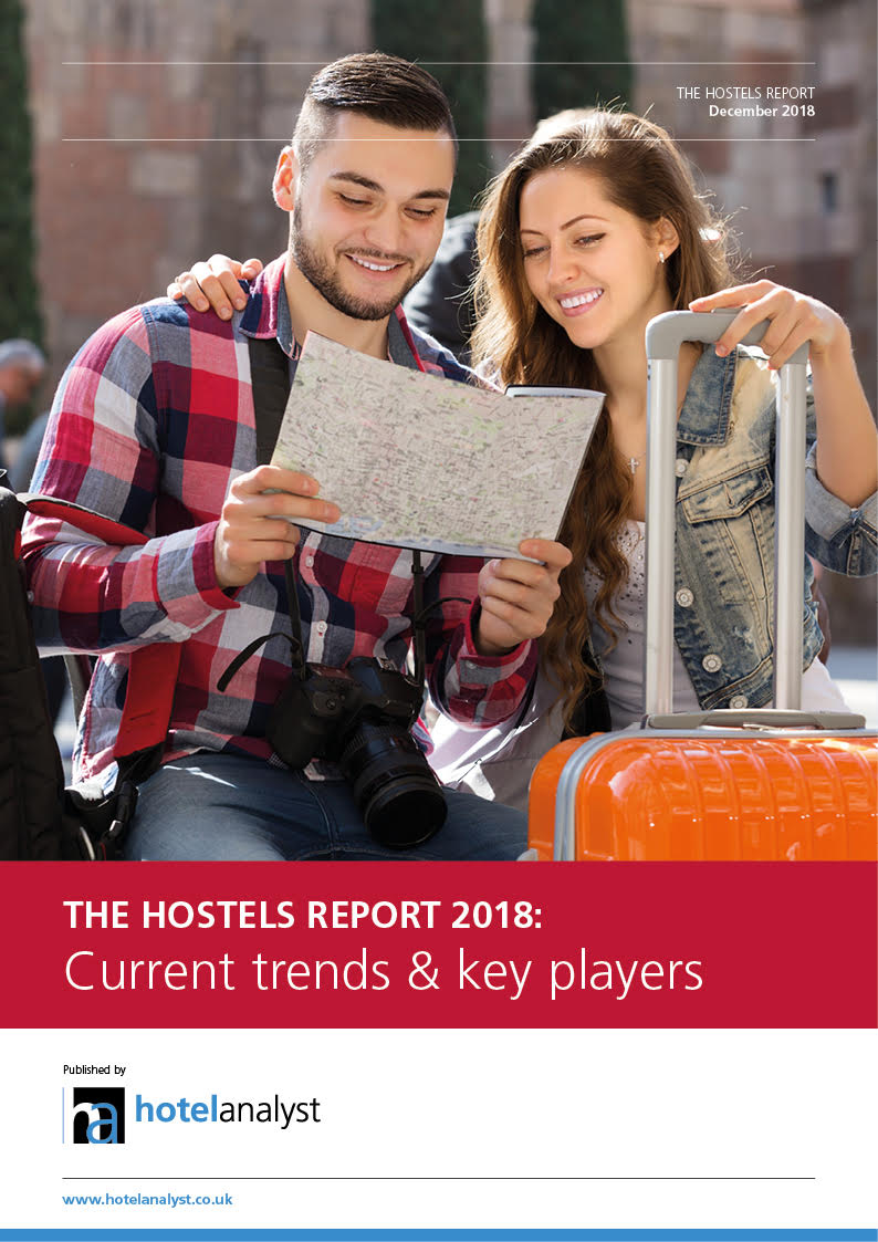 Hostels Report Cover
